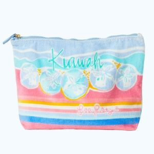 Lilly Pulitzer Kiawah Destination Pouch